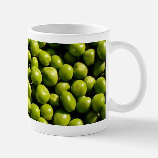 peas, vegetable, Mugs