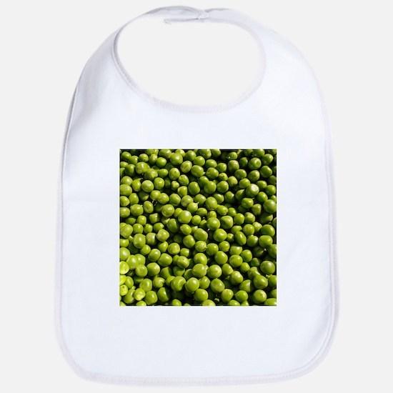 peas, vegetable, Bib