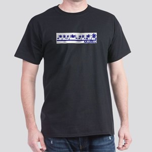Malibu, California Dark T-Shirt