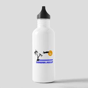 Wichita Falls Retro Stainless Water Bottle 1.0L