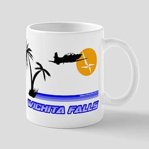 Wichita Falls Retro Mug