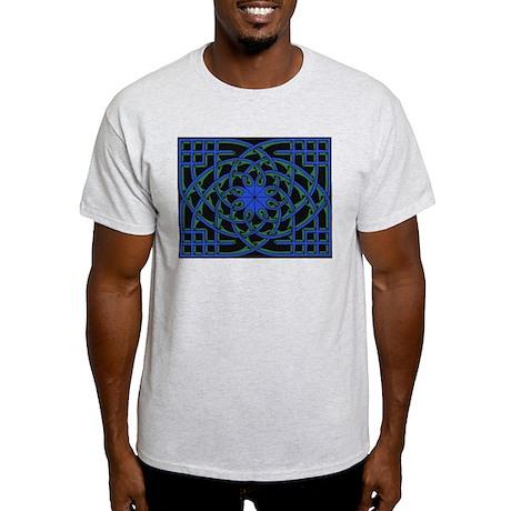 celtic weave design by Alan M Light T-Shirt