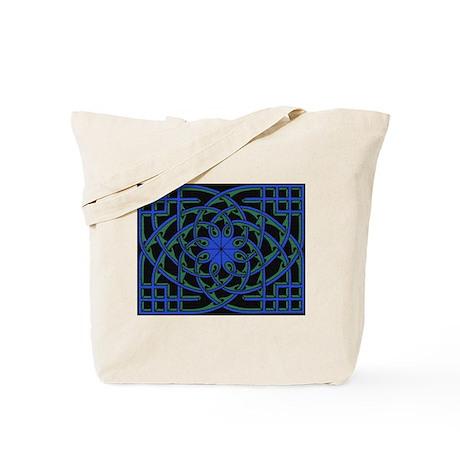 celtic weave design by Alan M Tote Bag