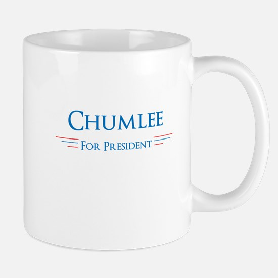 Chumlee For President Mug