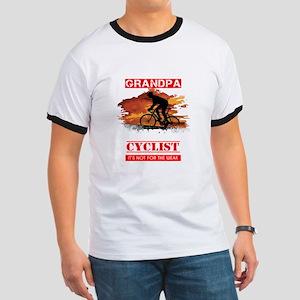 Grandpa Cyclist T-shirt - I'm a grandpa an T-Shirt