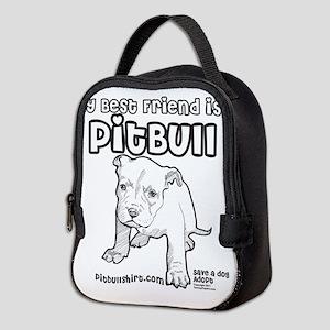 BESTFRIENDshirt Neoprene Lunch Bag