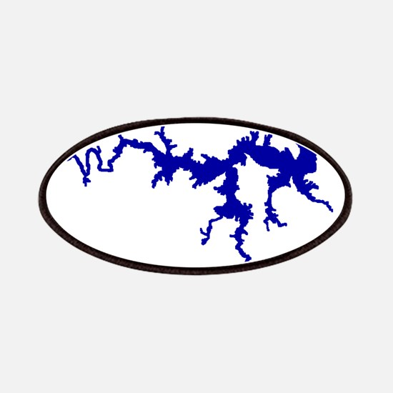 NACI DRAGON [blue] Patches