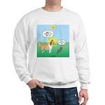 Cat vs Dog Sweatshirt