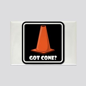 GOT CONE BLACK SIGN 1 Magnets