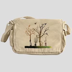 Natural Trumpets Messenger Bag