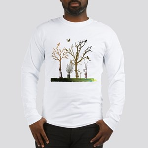 Natural Trumpets Long Sleeve T-Shirt