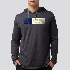 Alaska Humor #2 Long Sleeve T-Shirt