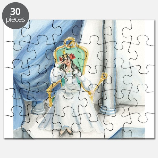 Funny Haley Puzzle