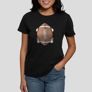 Pigskin Smuggler Women's Dark T-Shirt
