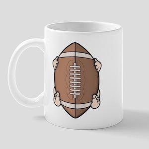 Pigskin Smuggler Mug
