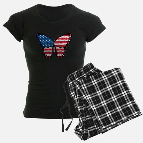 American Butterfly pajamas