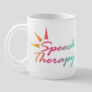 Speech Therapy Mug