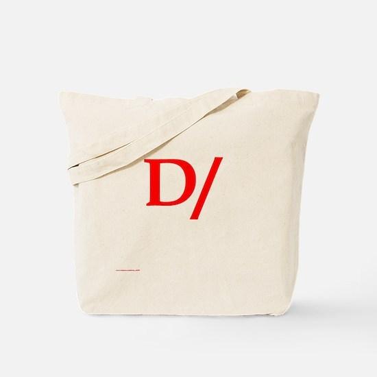 Dominant symbol Tote Bag