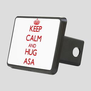 Keep Calm and HUG Asa Hitch Cover
