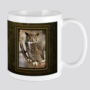 Horned Owl Mugs