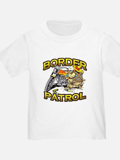 Border Patrol shirt.png T-Shirt