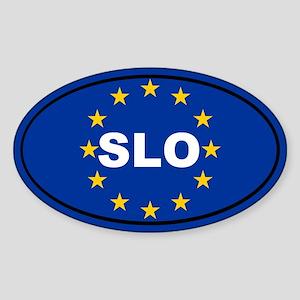 Slovenia European Union Sticker