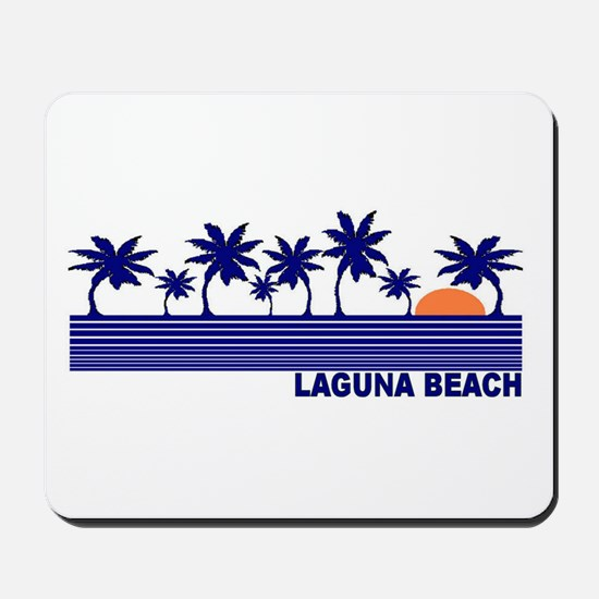 Laguna Beach, California Mousepad