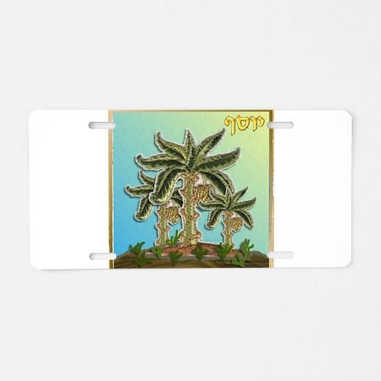 12 Tribes Israel Joseph Aluminum License Plate