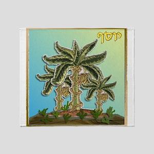 12 Tribes Israel Joseph Throw Blanket