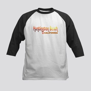 Huntington Beach, California Kids Baseball Jersey