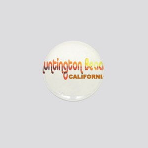 Huntington Beach, California Mini Button