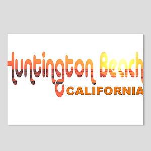 Huntington Beach, California Postcards (Package of