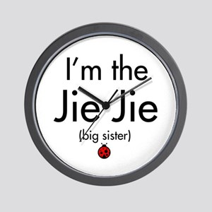 I'm the Jie Jie Wall Clock