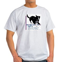Have Fun in Agility T-Shirt