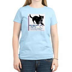 Have Fun in Agility Women's Light T-Shirt