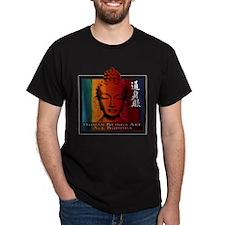 Buddha AB Dark T-Shirt