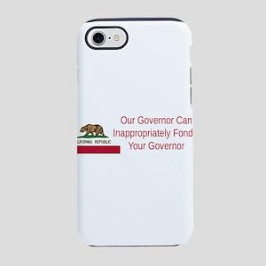 California Humor #3 iPhone 7 Tough Case