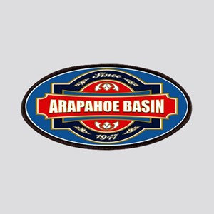 Arapahoe Basin Old Label Patches