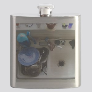 Dirty dishes Flask