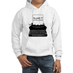 Blame the Typewriter Hooded Sweatshirt