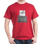 Blame the Typewriter Dark T-Shirt