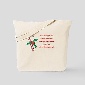 Nipply Tote Bag