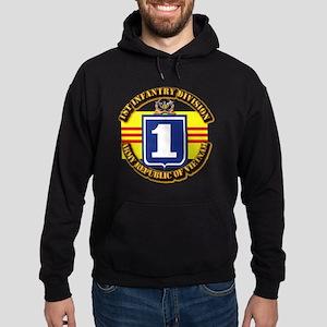 ARVN - 1st Infantry Division Hoodie (dark)