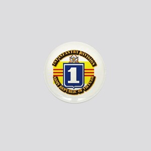 ARVN - 1st Infantry Division Mini Button