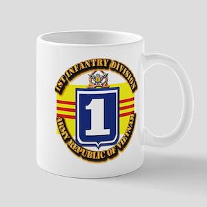 ARVN - 1st Infantry Division Mug