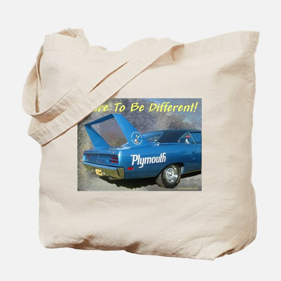 """Road Runner Superbird"" Tote Bag"