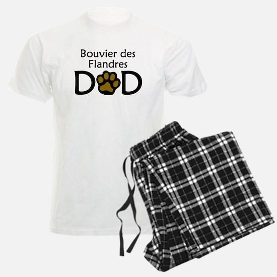 Bouvier des Flandres Dad Pajamas