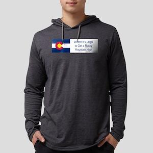 Colorado Humor #3 Long Sleeve T-Shirt