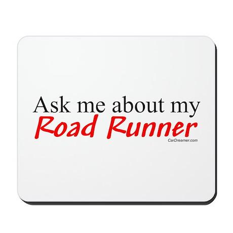 """""""Road Runner"""" Mousepad"""