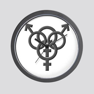 Swinger Wall Clock